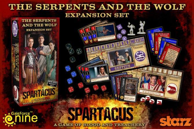 Spartacus - 1