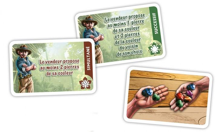 30 carats - cartes