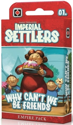 Imperial Settlers - 9