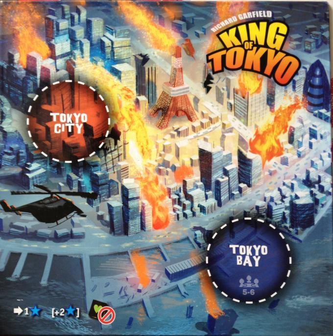 King of Tokyo - 3