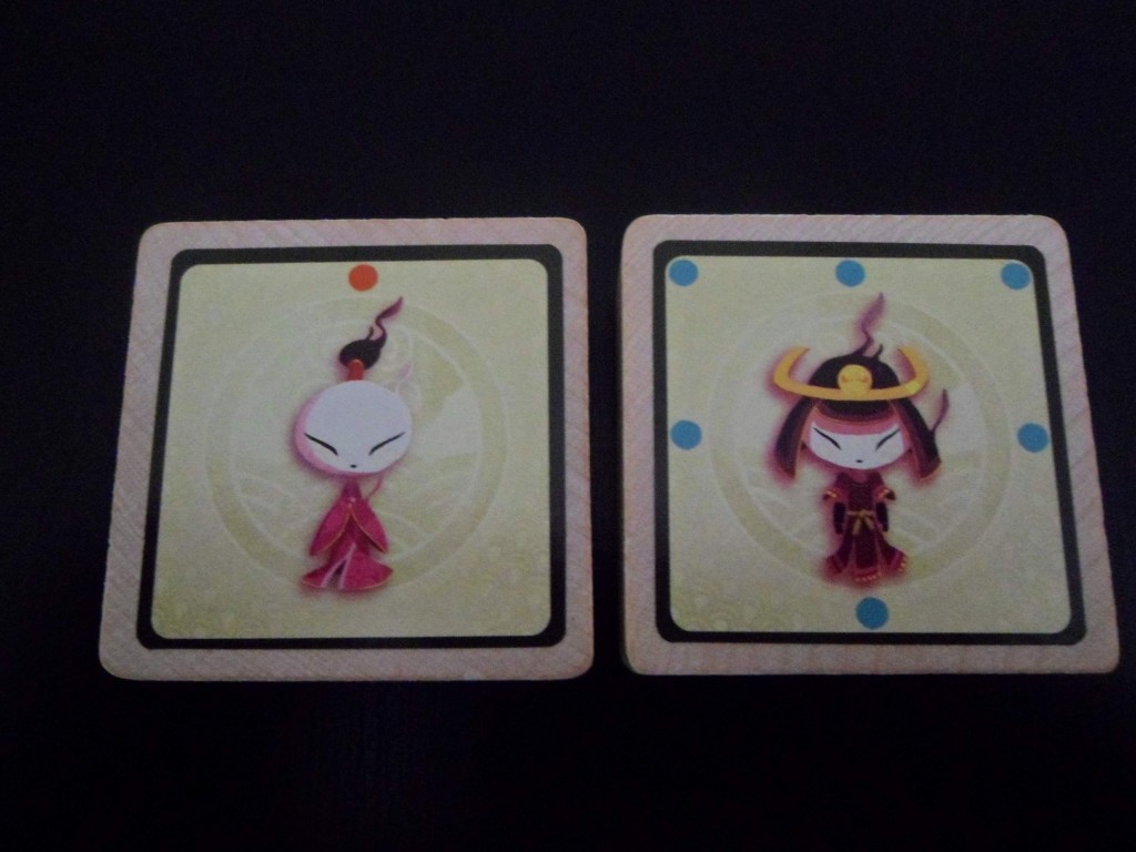 Yokai No Mori cartes