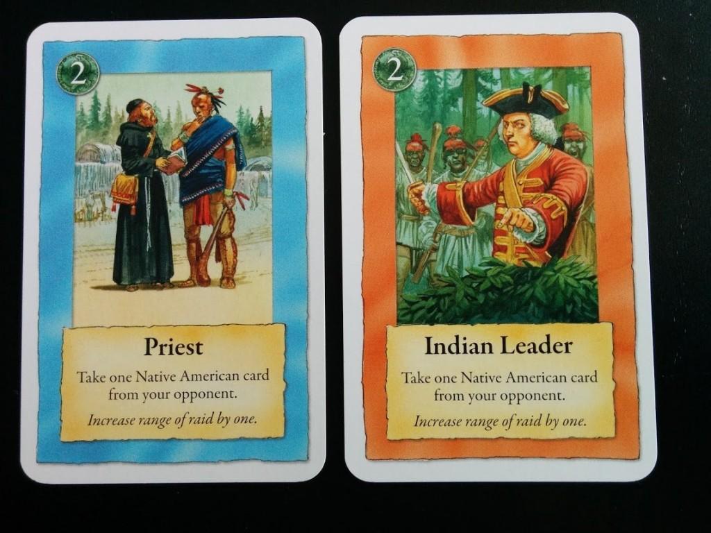 Le Prêtre et son équivalent britannique sont des cartes polyvalentes mais leur temps de mobilisation est parfois trop long pour leur permettre d'être utiles, surtout si vous avez déjà un gros deck.
