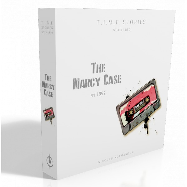 Time Stories The Marcy Case scenario