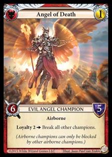 [Duel - Cartes] EPIC Card Game Angel_of_death