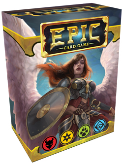 [Duel - Cartes] EPIC Card Game Epic_box
