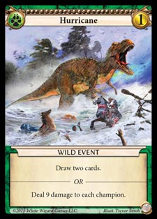 [Duel - Cartes] EPIC Card Game Hurricane