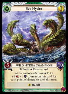 [Duel - Cartes] EPIC Card Game Sea_hydra