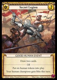 [Duel - Cartes] EPIC Card Game Secret_legion