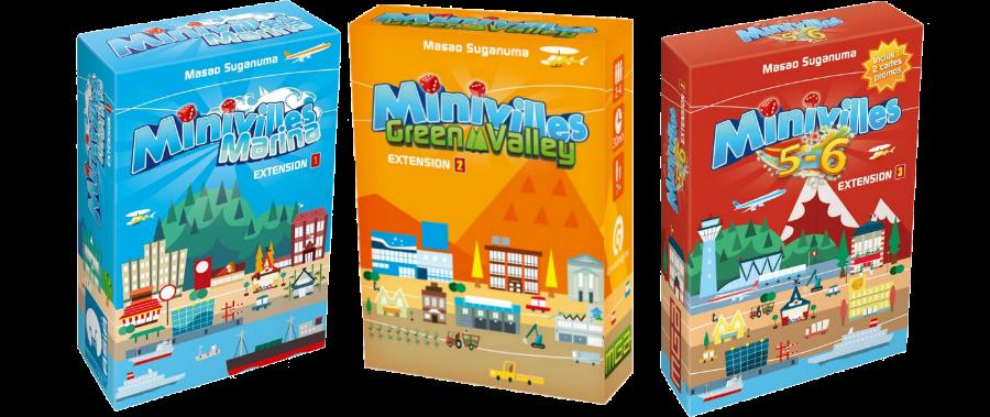 Minivilles Extensions