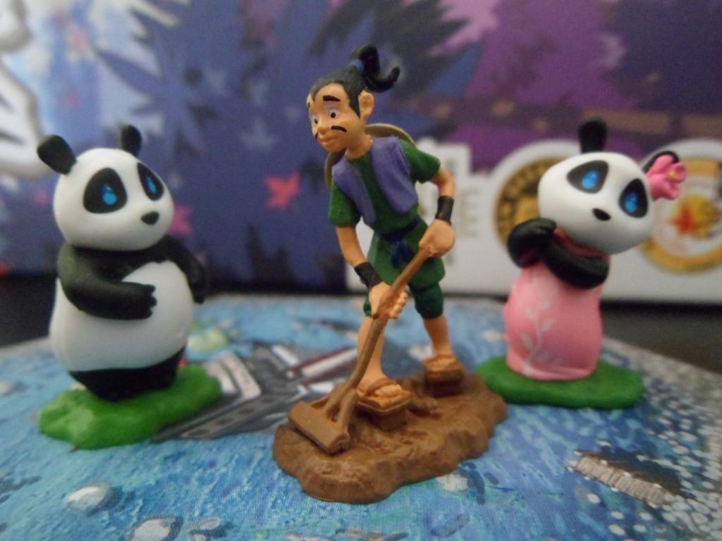 Takenoko figurines