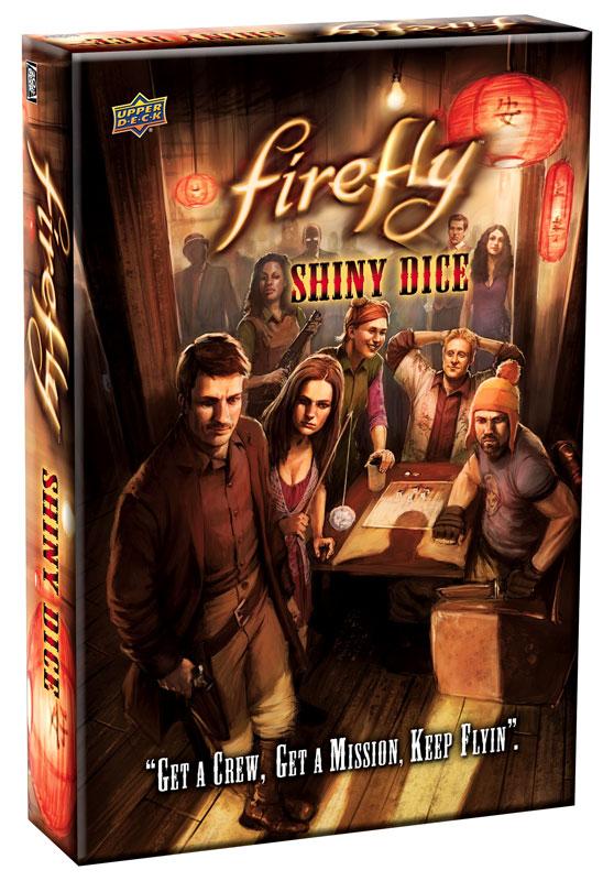 Shiny Dice Firefly