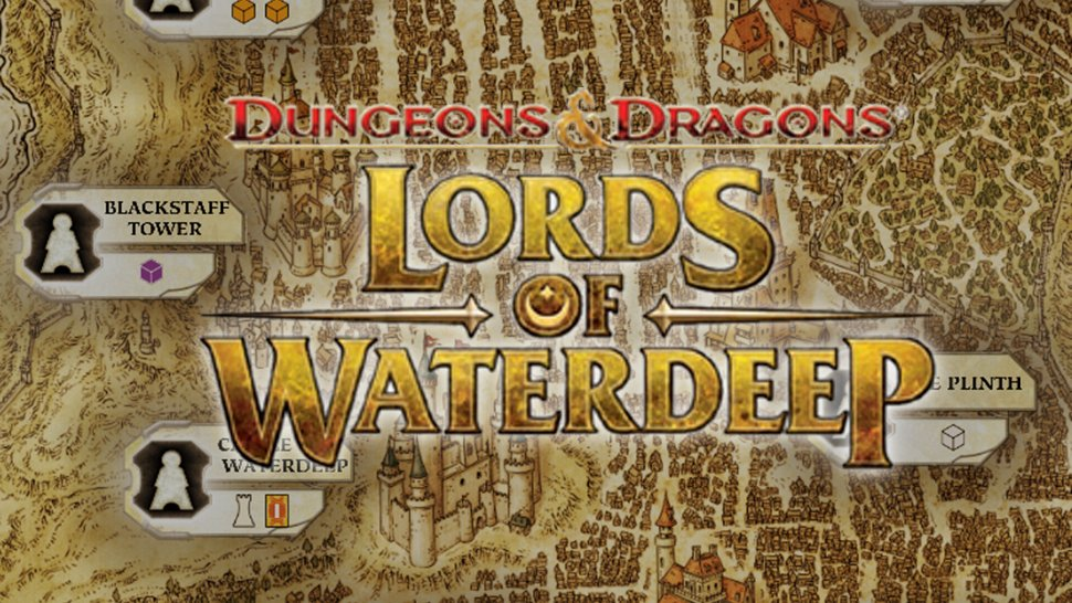 Lords of Waterdeep titre