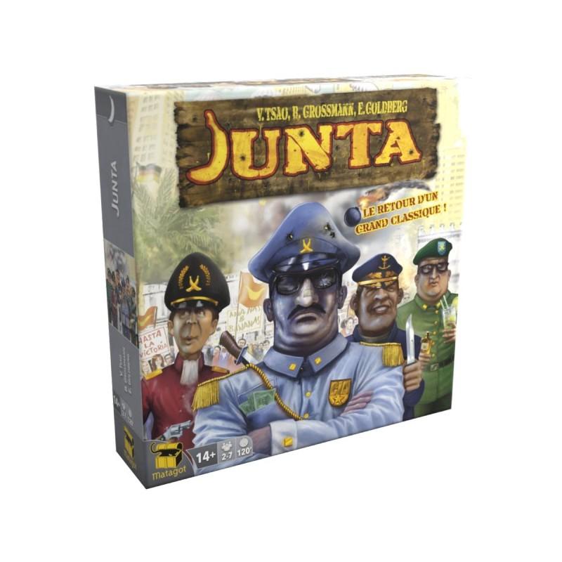 junta boite