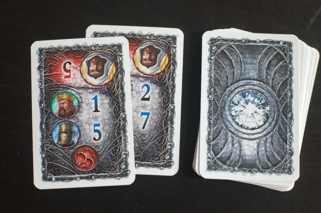 King & Assassins cartes