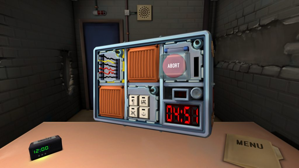 keep talking and nobody explodes bombe