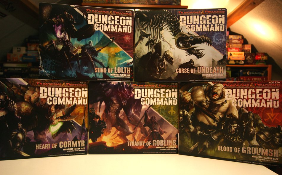 dungeon command boites
