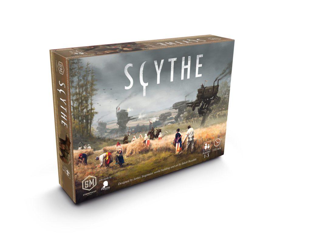 Scythe boite