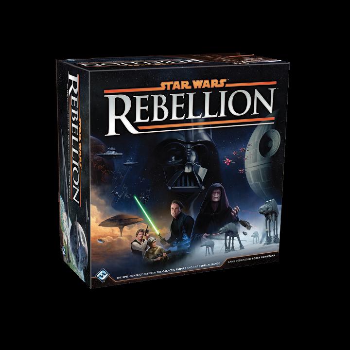 star wars rebelion boite