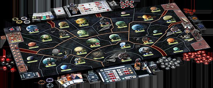 star wars rebellion matériel