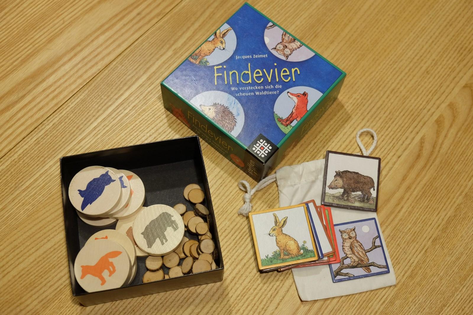 Findevier matériel